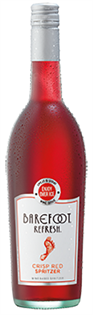 Barefoot Refresh Crisp Red Spritzer 750ml...